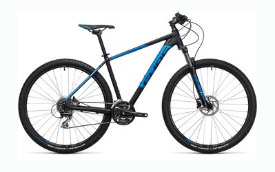"CUBE AIM RACE  27,5"" BLACK-BLUE 2017"