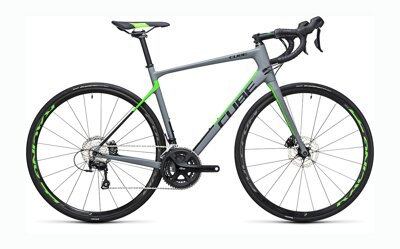 CUBE ATTAIN GTC PRO DISC 2017