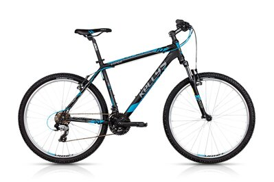 KELLYS VIPER 10 BLACK BLUE 27.5 2017