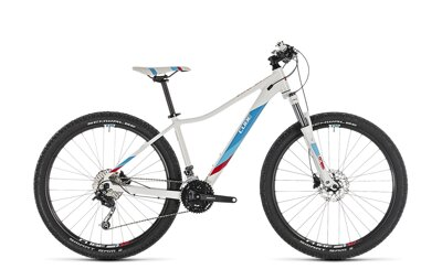 "CUBE ACCESS WS PRO 27.5"" WHITE BLUE 2019"