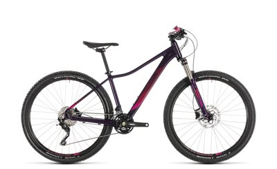 "CUBE ACCESS WS RACE 27.5"" AUBERGINE BERRY 2019"