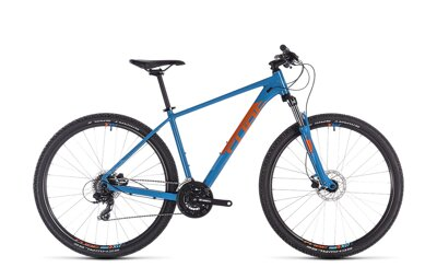 "CUBE AIM PRO 27.5"" BLUE ORANGE 2019"