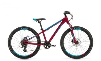 CUBE ACCESS 240 DISC BERRY AQUA PINK 2020
