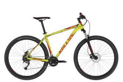 "KELLYS SPIDER 30 NEON LIME 27.5"" 2020"