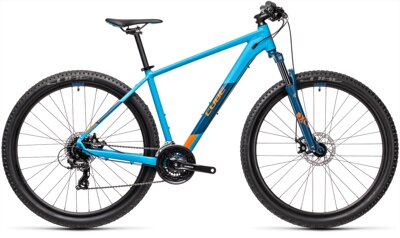 "CUBE AIM BLUE ORANGE 27.5""/29"" 2021"