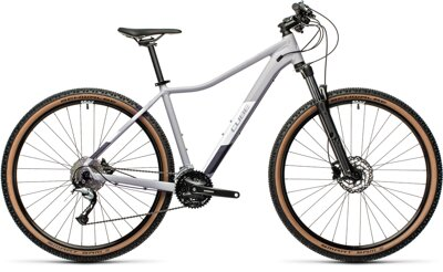 "CUBE ACCESS WS PRO GREY WHITE 27.5""/29"" 2021"