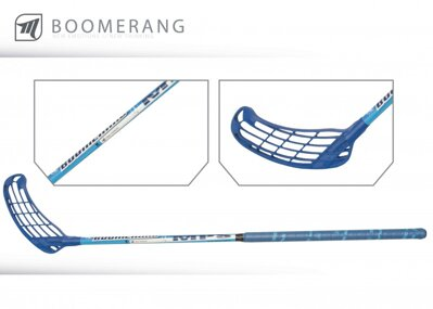 MPS BOOMERANG BLUE