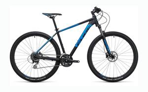 "CUBE AIM RACE  29"" BLACK-BLUE 2017"