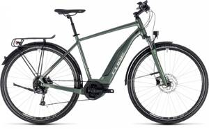 CUBE TOURING HYBRID ONE 500 2018 EASY MEN FROSTGREEN
