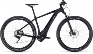 CUBE REACTION HYBRID SL 500 2018 BLACK