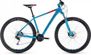 "CUBE AIM SL 27.5"" BLUE RED 2018"