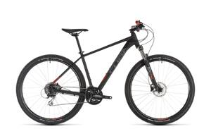 "CUBE AIM RACE 29"" RACE BLACK RED 2019"