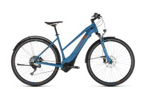 CUBE CROSS HYBRID RACE 500 ALLROAD TRAPEZE 2019