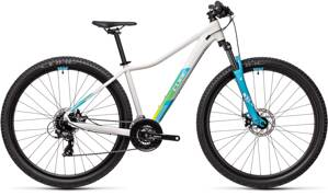 "CUBE ACCESS WS WHITE BLUE 27.5""/29"" 2021"