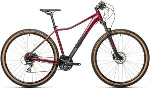 "CUBE ACCESS WS EXC DARKBERRY BLACK  27.5""/29"" 2021"