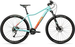 "CUBE ACCESS WS PRO ICEBLUE ORANGE  27.5""/29"" 2021"