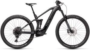 CUBE  STEREO HYBRID 140 HPC RACE 625 BLACK GREY 2021