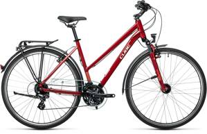 CUBE TOURING DARKRED GREY TRAPEZE 2021